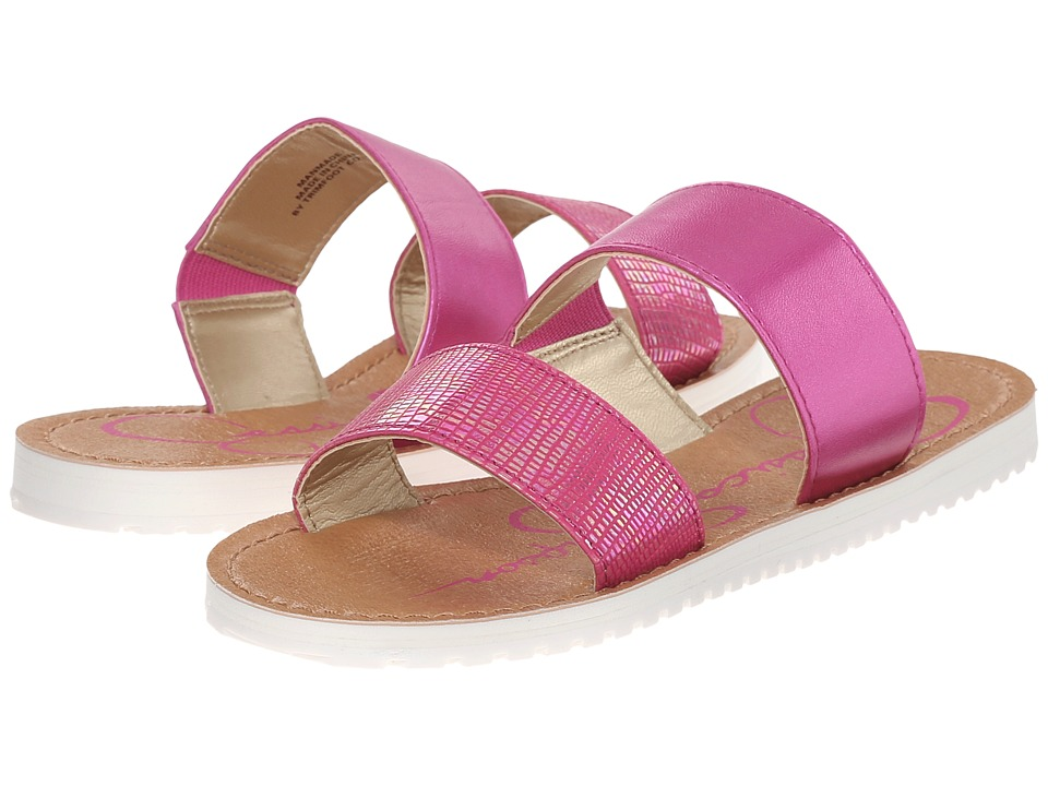Jessica Simpson Kids Aoki (Little Kid/Big Kid) (Fuchsia) Girl
