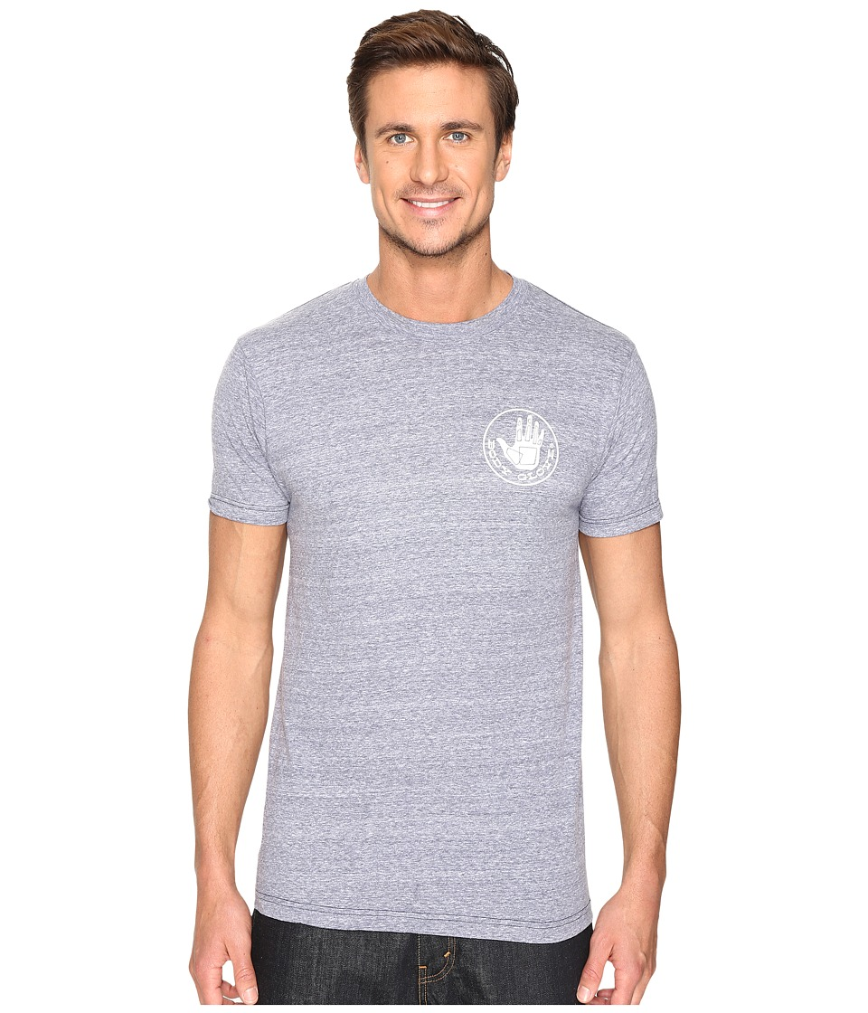 Body Glove - 47137-Herondo Tee (Indigo Snow Heather) Men's T Shirt