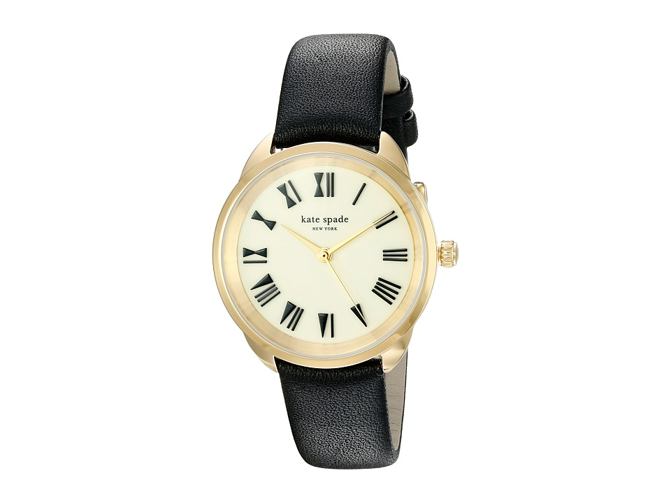 Kate Spade New York - Crosstown - KSW1093 (Beige) Watches