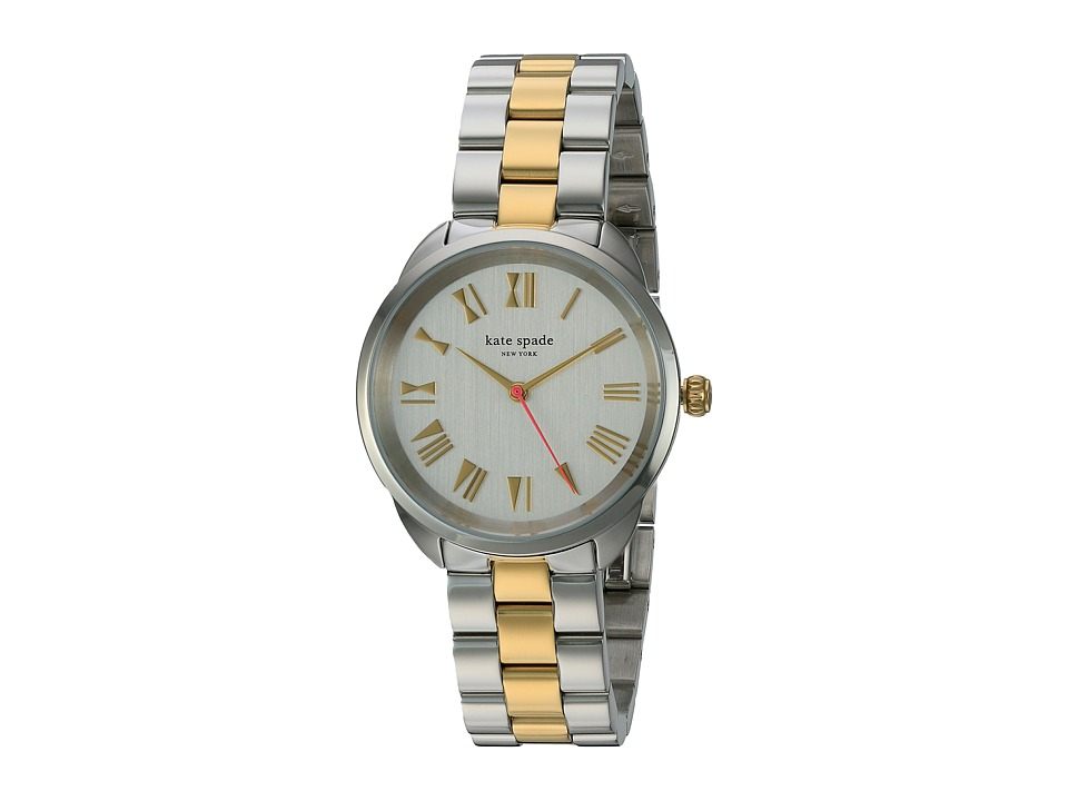 Kate Spade New York - Crosstown - KSW1062 (Silver) Watches