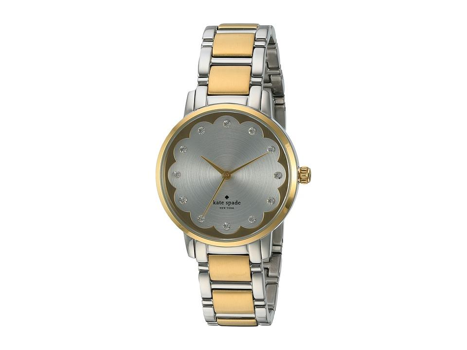 Kate Spade New York - Gramercy - KSW1045 (Silver) Watches