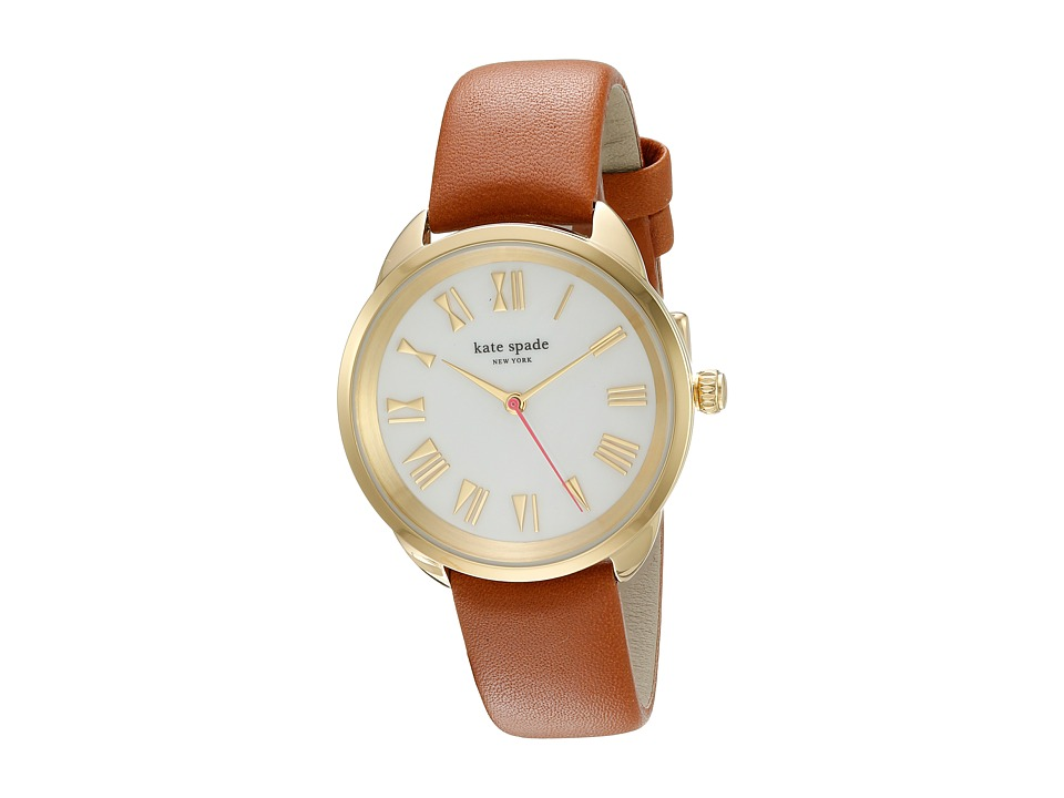 Kate Spade New York - Crosstown - KSW1063 (White) Watches