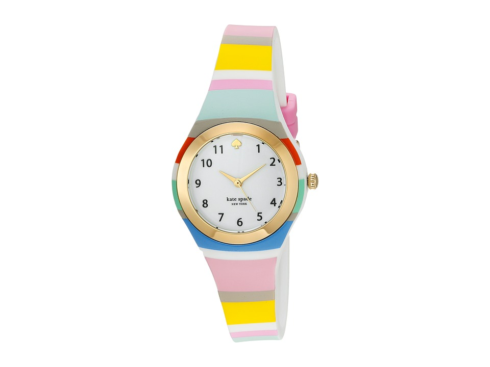 Kate Spade New York - Rumsey - KSW1076 (White) Watches