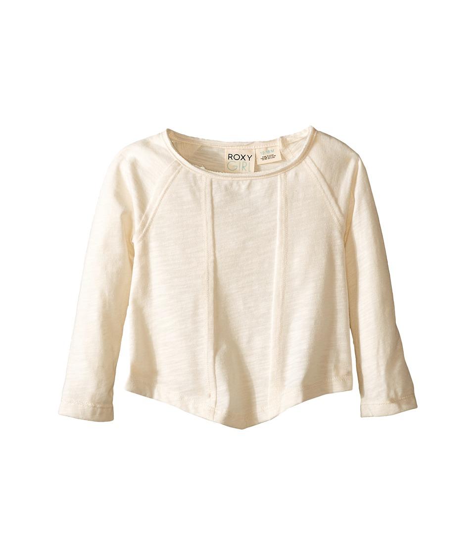 Roxy Kids - Iceskate Tee (Infant) (Sea Spray) Girl's T Shirt