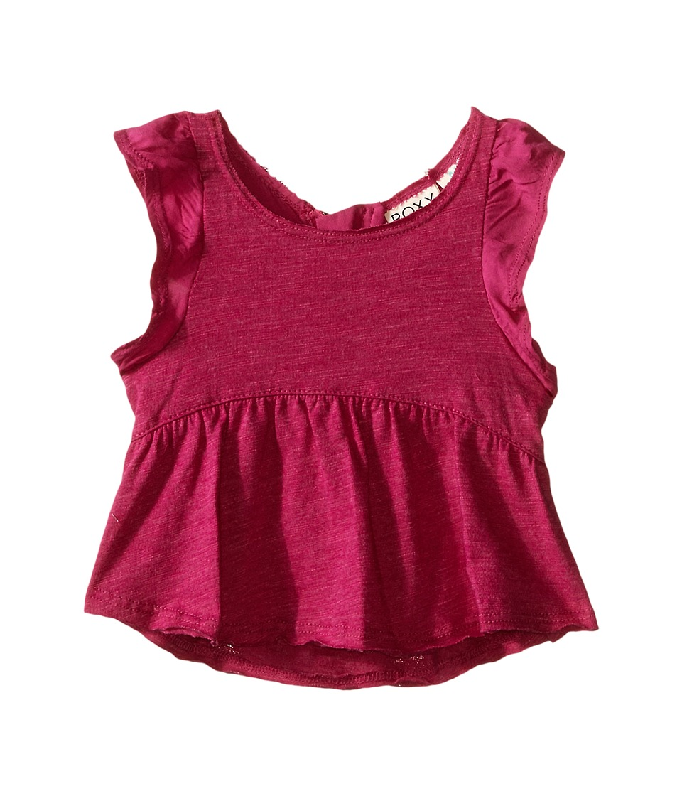 Roxy Kids - Swing Tee (Infant) (Festival Fuchsia) Girl's T Shirt