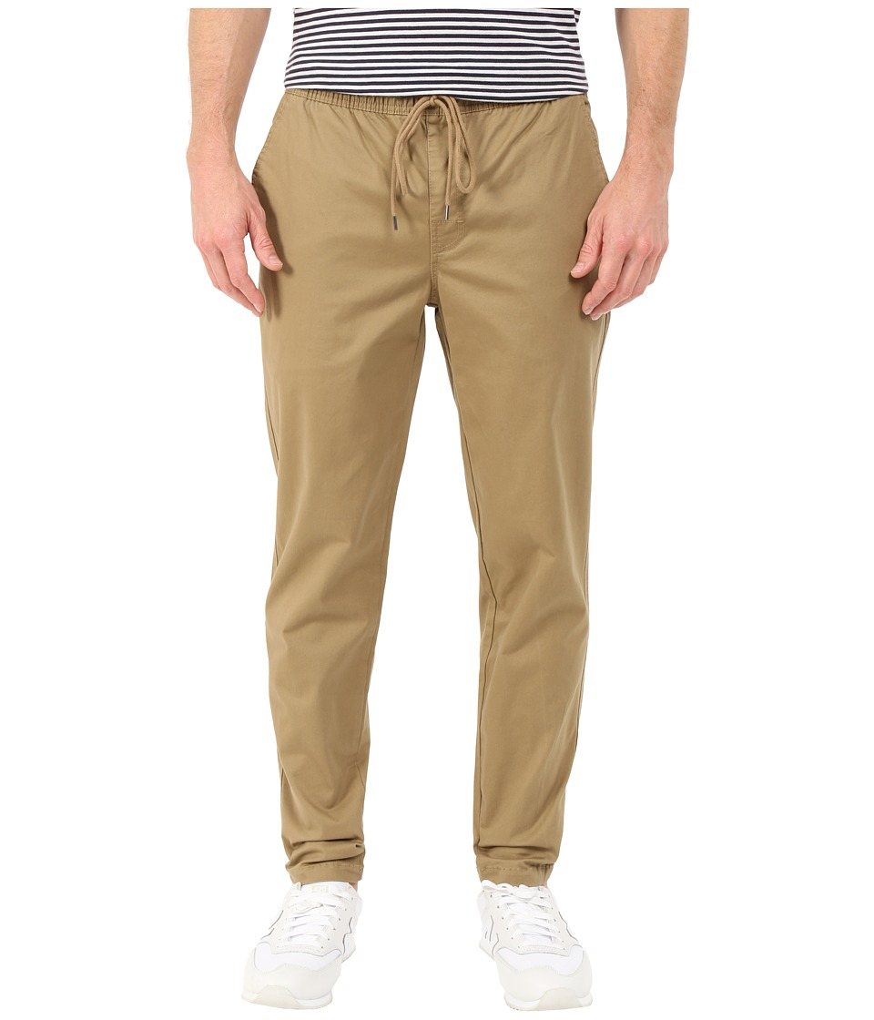 Body Glove - Slick Rick Pants (Khaki) Men's Casual Pants