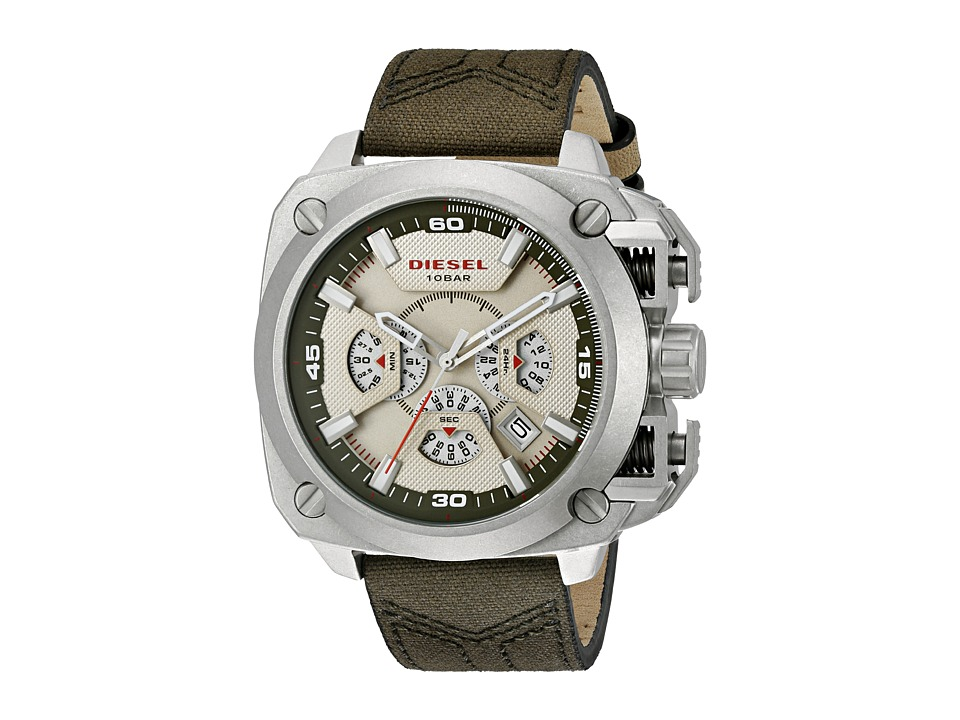 Diesel - BAMF - DZ7367 (Gold) Watches