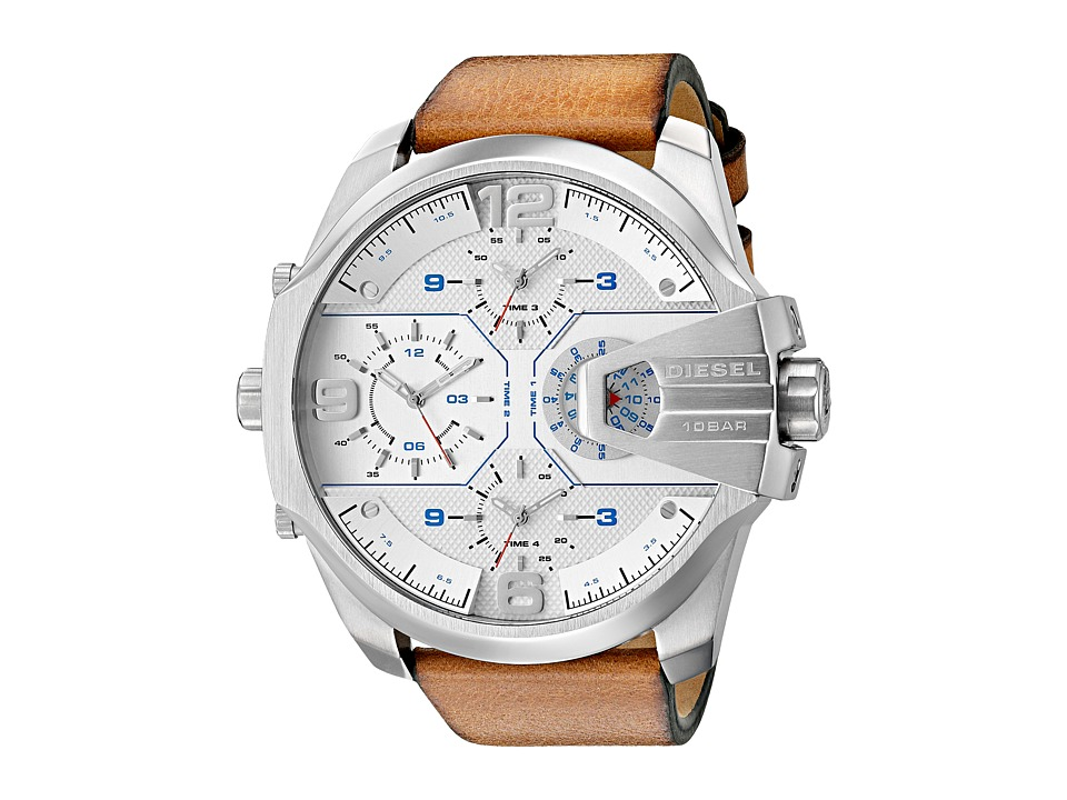 Diesel - Uber Chief - DZ7374 (Silver) Watches