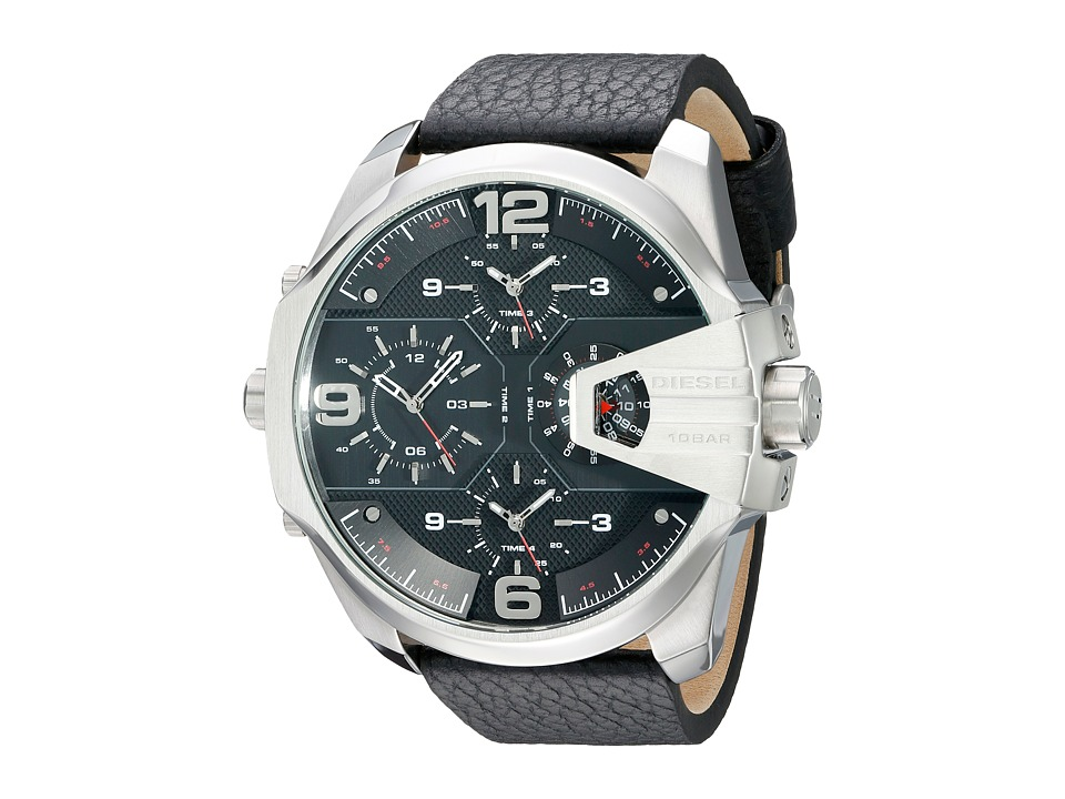 Diesel - Uber Chief - DZ7376 (Black) Watches