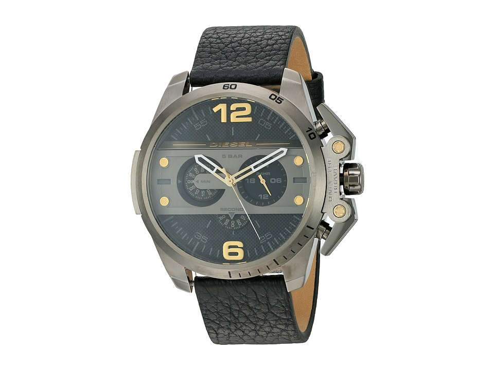 Diesel - Ironside - DZ4386 (Black) Watches
