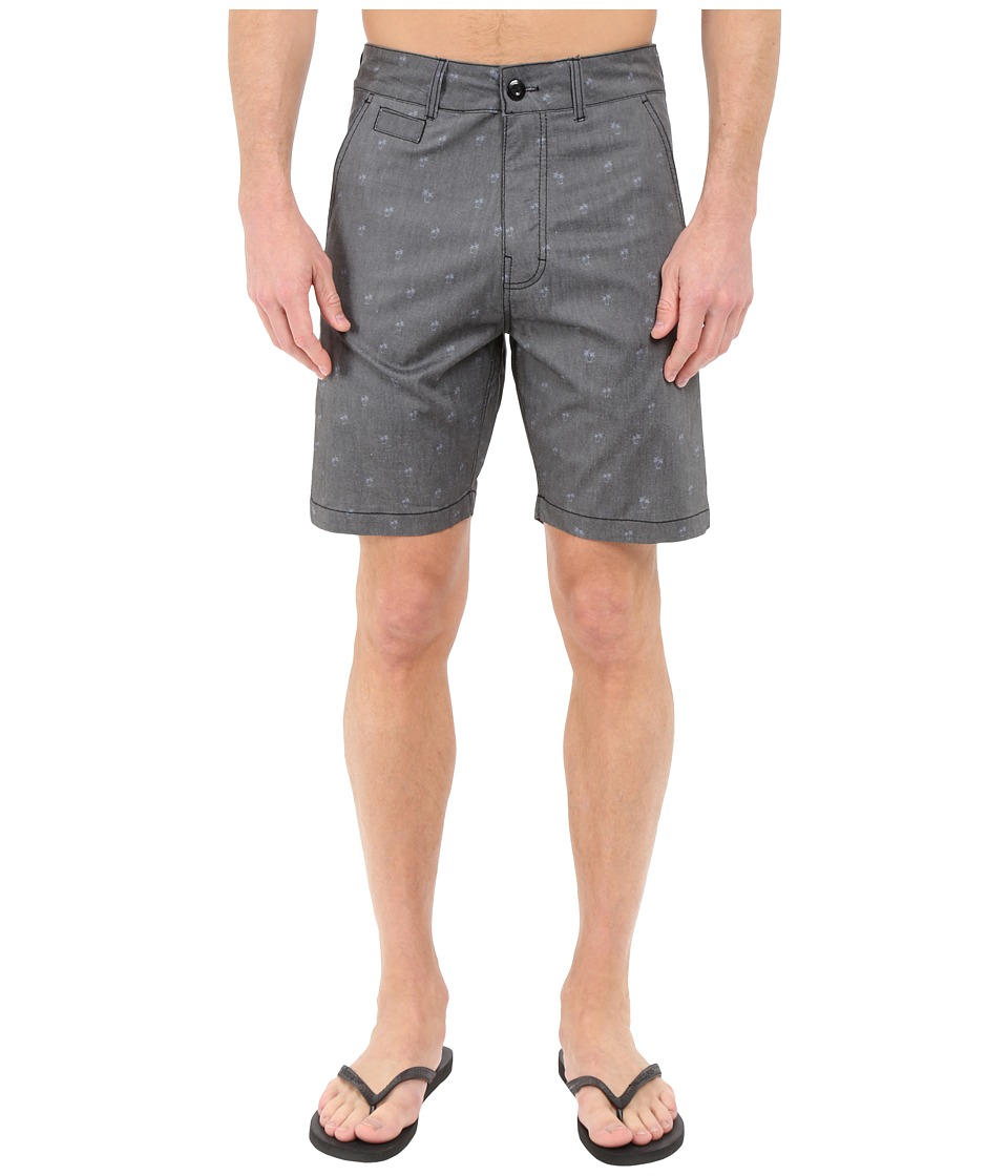 Body Glove - Shady Walkshorts (Black) Men's Shorts