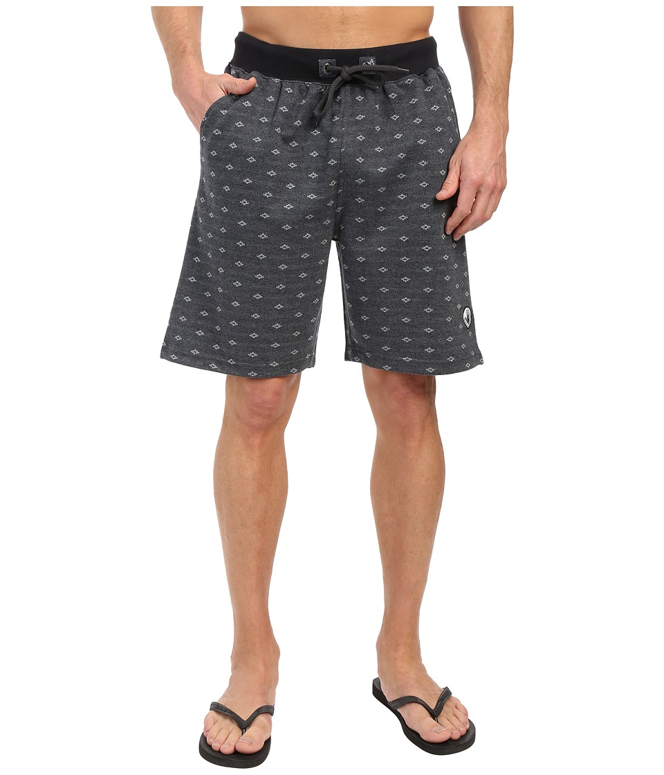 Body Glove - Crackers Shorts (Black Heather) Men