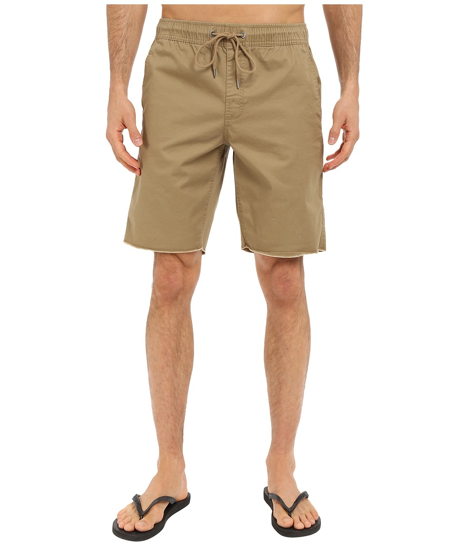 Body Glove - Dazed Walkshorts (Khaki) Men's Shorts