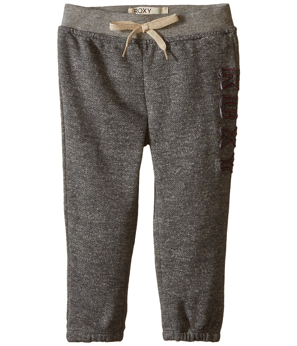 Roxy Kids - Everyday Pants (Infant) (Heritage Heather) Girl's Casual Pants