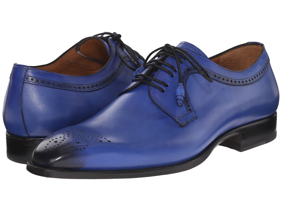 Mezlan - Puebla (Royal Blue) Men's Lace up casual Shoes