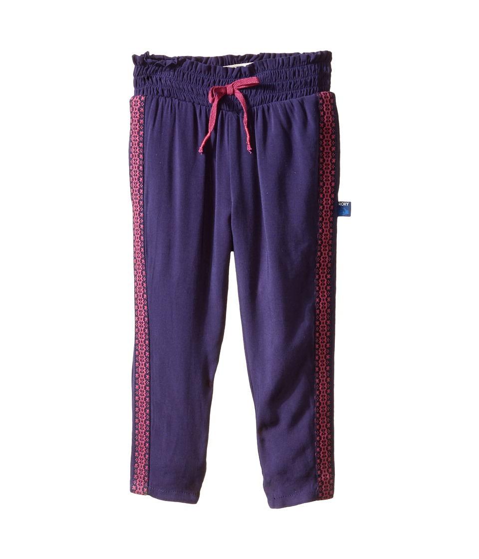 Roxy Kids - Slope Pants (Toddler/Little Kids) (Eclipse) Girl's Casual Pants