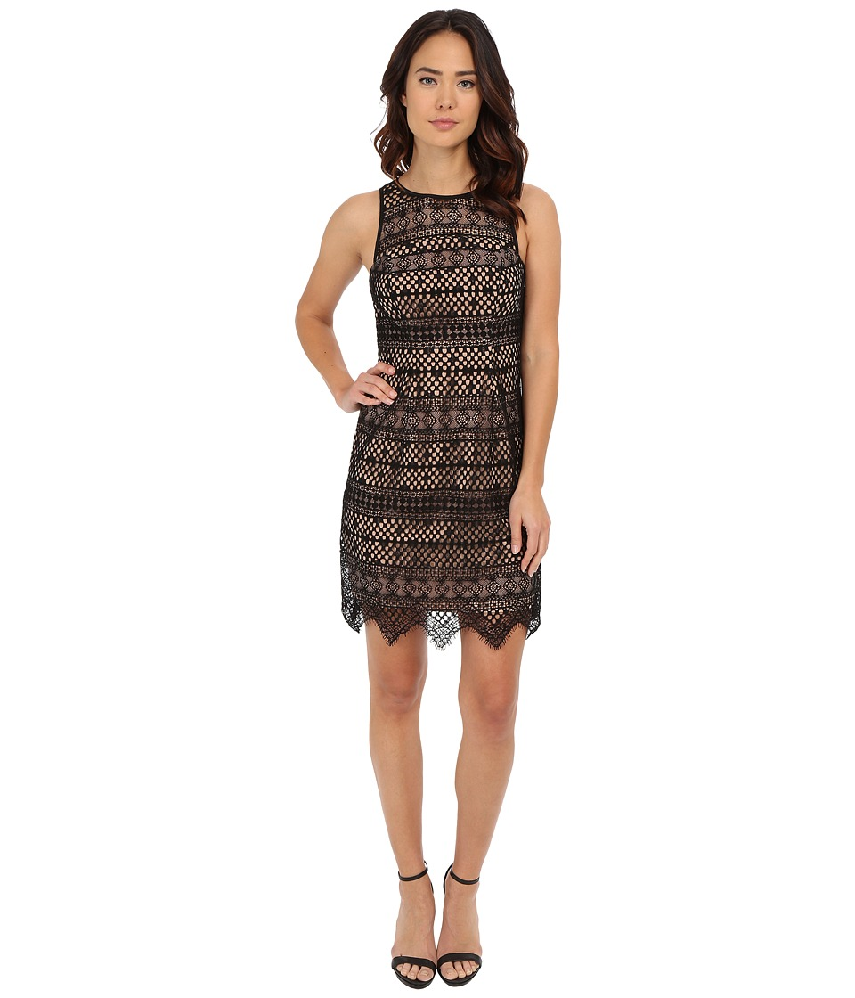 Shoshanna - Bella Dress (Jet) Women's Dress