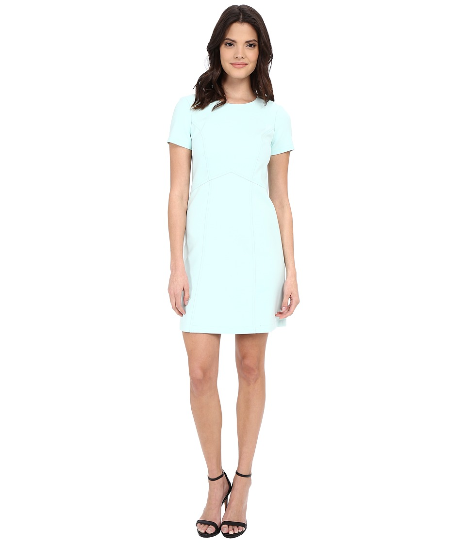 Shoshanna - Lindy Dress (Soft Mint) Women's Dress
