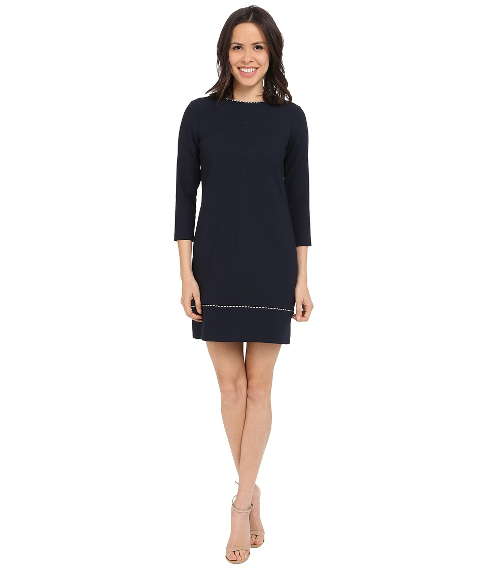 Shoshanna - Genesis Dress (Navy) Women's Dress