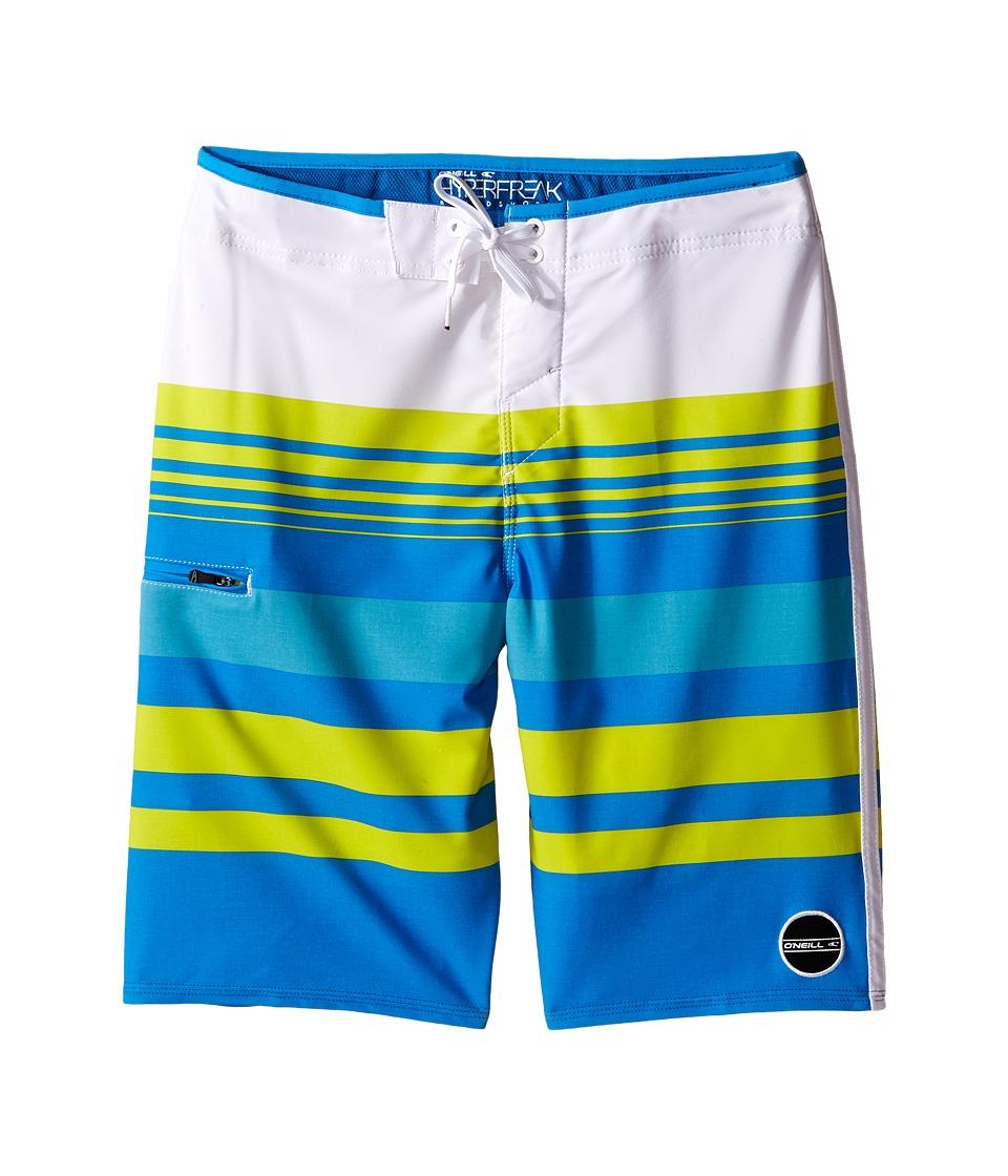 O'Neill Kids - Hyperfreak Heist Boardshorts (Big Kids) (Bright Blue) Boy's Swimwear