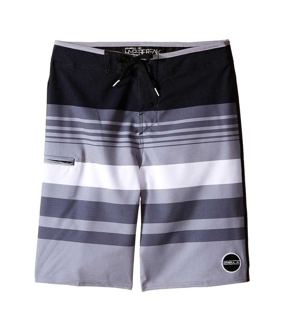 O'Neill Kids - Hyperfreak Heist Boardshorts (Big Kids) (Black) Boy's Swimwear