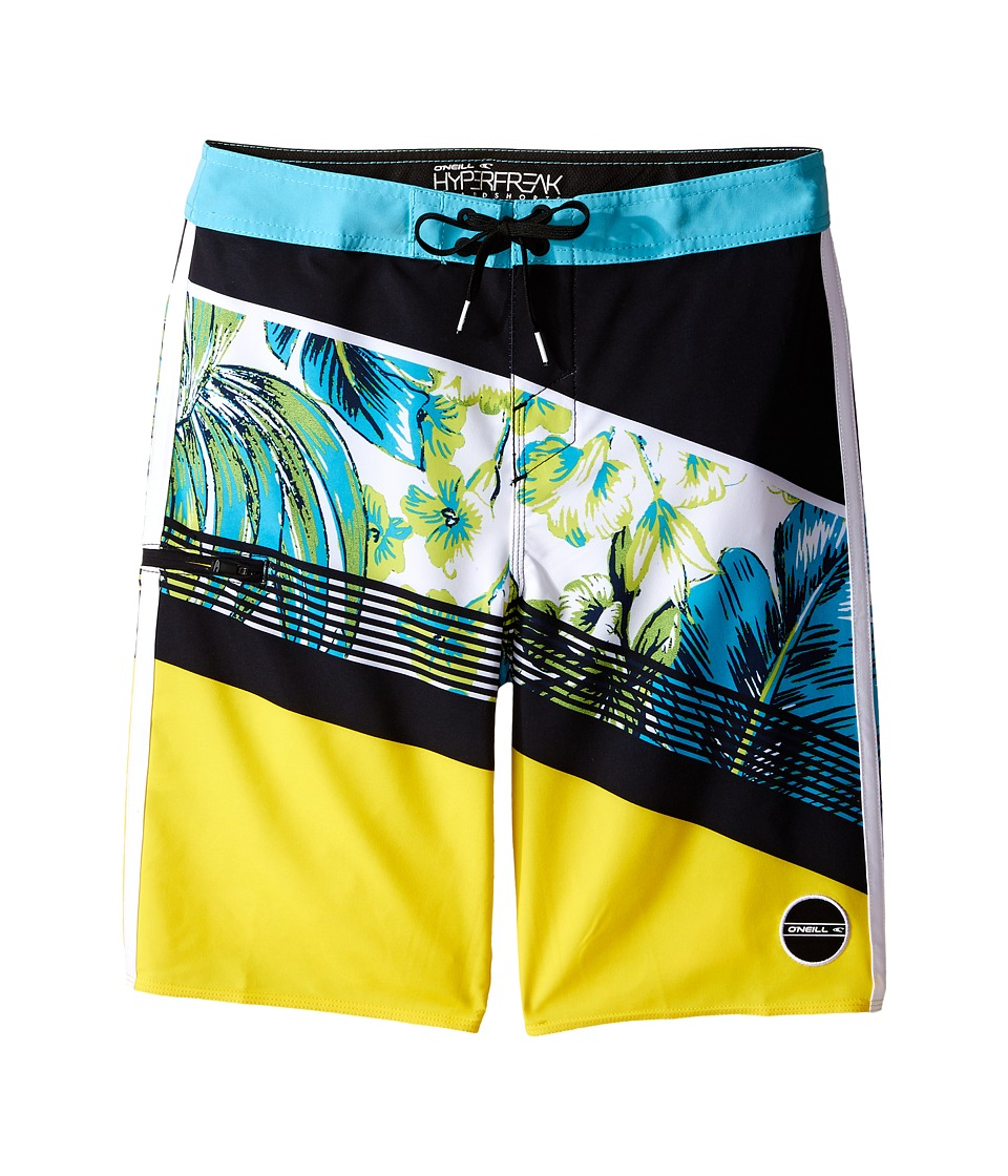 O'Neill Kids - Hyperfreak East Wind Boardshorts (Big Kids) (Turquoise) Boy's Swimwear