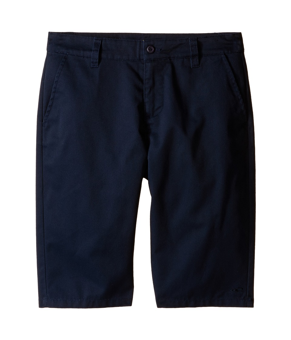 O'Neill Kids - Contact Walkshorts (Big Kids) (Navy) Boy's Shorts