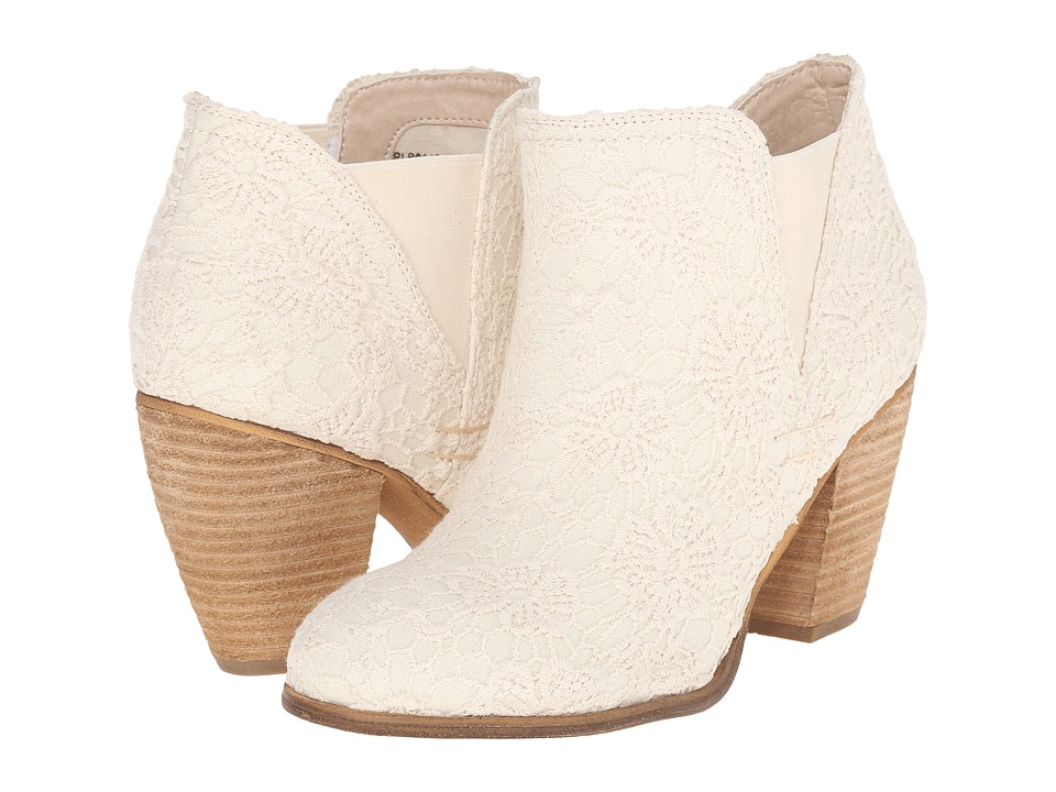 Not Rated - Hamilton (Cream) Women's Pull-on Boots