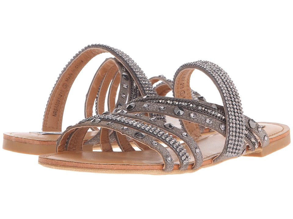 Not Rated - Palm Island (Pewter) Women's Sandals