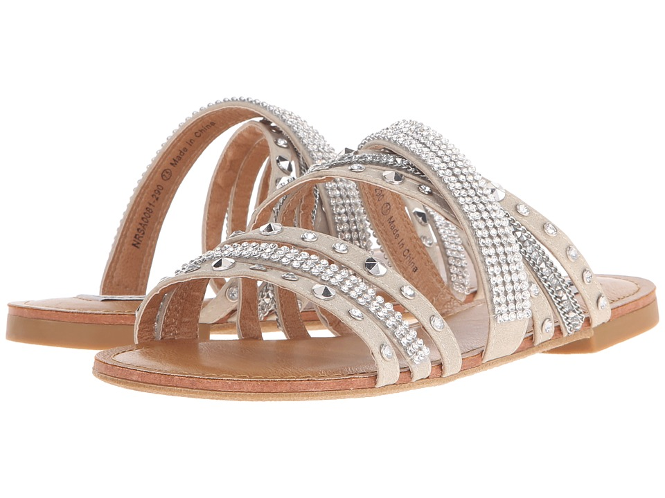 Not Rated - Palm Island (Cream) Women's Sandals