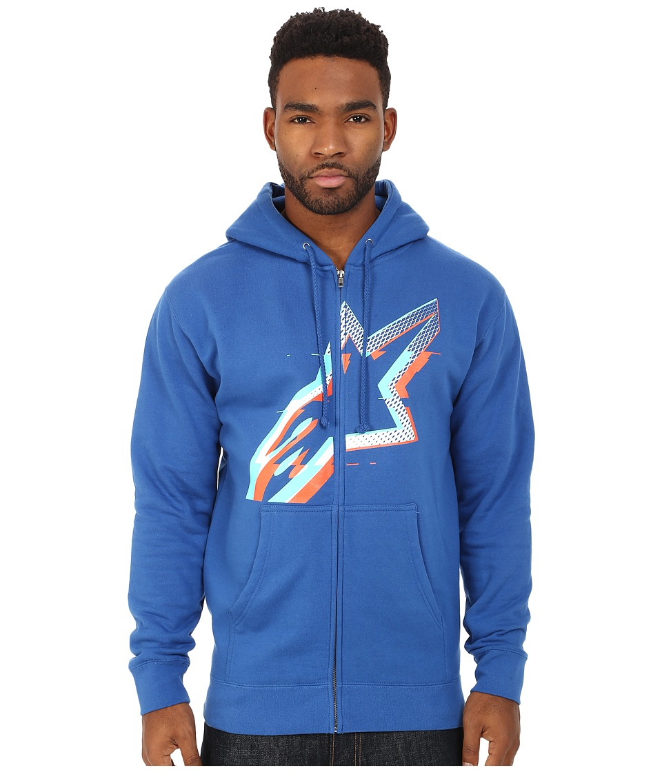 Alpinestars - Glitch Fleece (Royal Blue) Men's Fleece