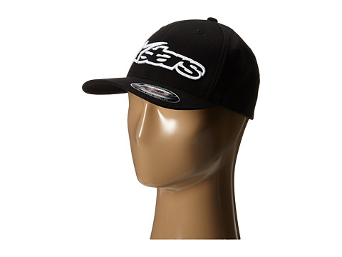 Alpinestars - Blaze Hat (Black/White) Caps