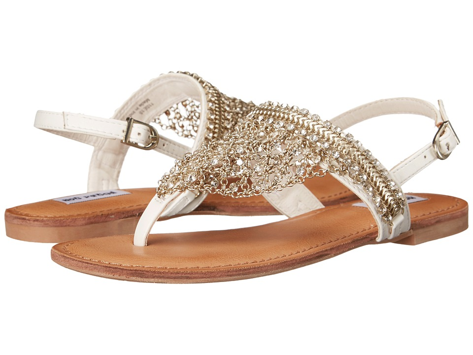 Not Rated - Jewels (White) Women's Sandals