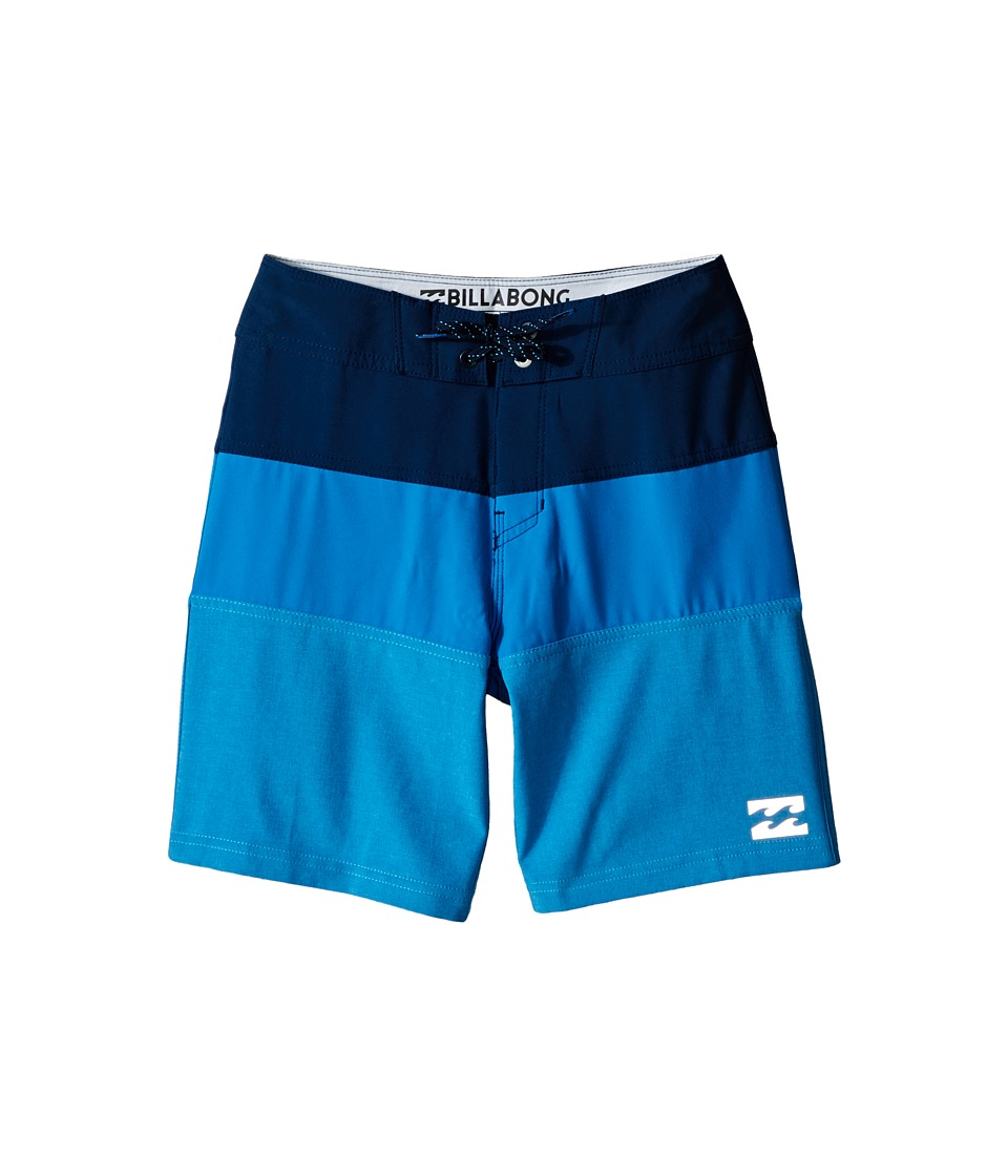 Billabong Kids - Tribong X Boardshorts (Big Kids) (Blue) Boy's Swimwear
