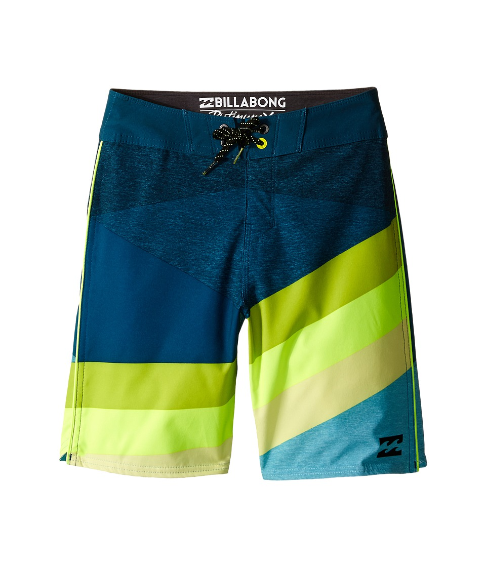 Billabong Kids Slice X Boardshorts (Big Kids) (Haze) Boy