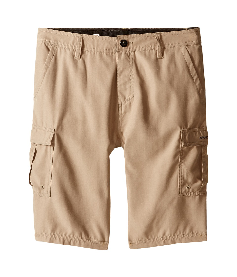 O'Neill Kids - Ranger Cargo Boardshorts (Big Kids) (Khaki) Boy's Swimwear