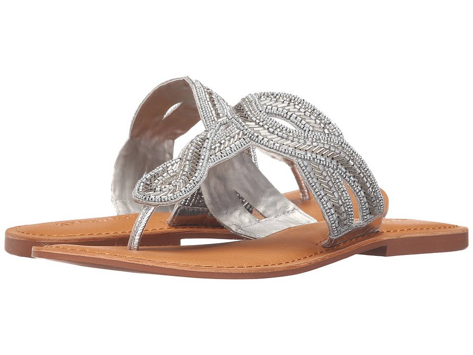 Not Rated - Shark Bay (Silver) Women's Sandals