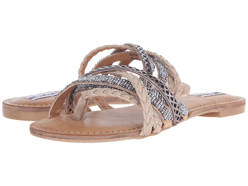 Not Rated - Tempest (Taupe) Women's Slide Shoes