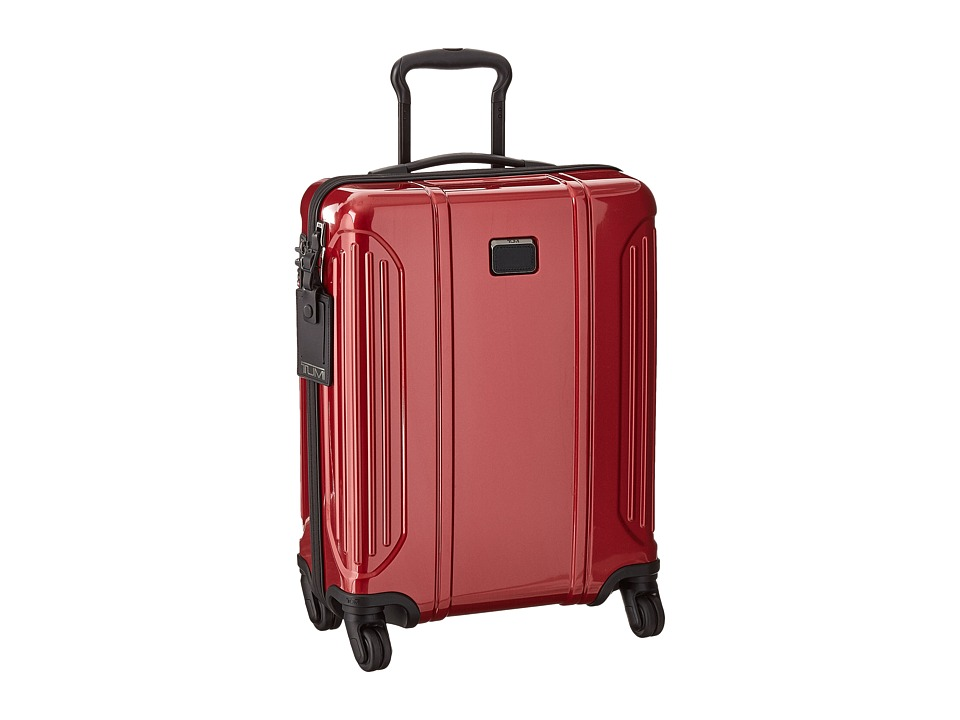 Tumi - Vapor Lite International Slim Carry-On (Chili) Carry on Luggage