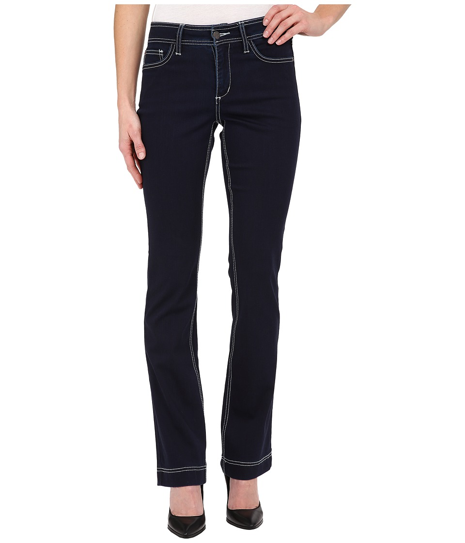 NYDJ - Billie Mini Bootcut in Dark Enzyme Wash (Dark Enzyme Wash) Women's Jeans