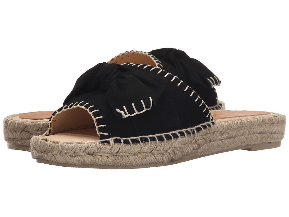 Patricia Green - Beaux (Black) Women's Slippers