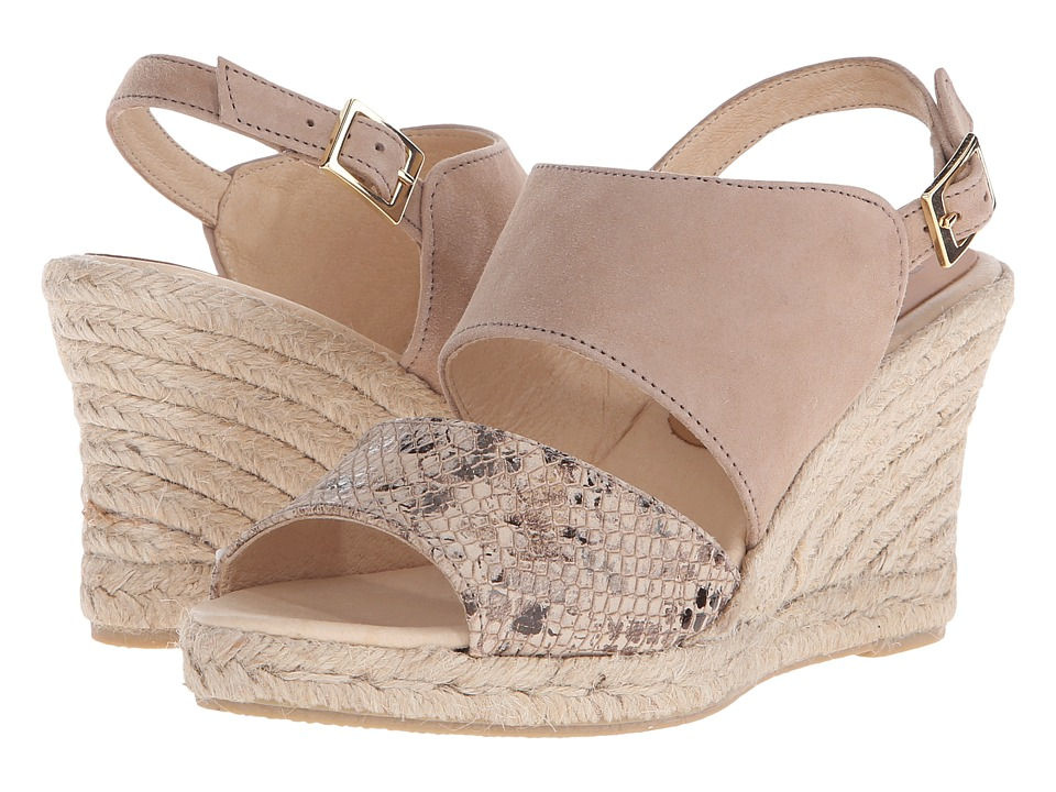 Patricia Green - Elise (Sand) Women's Slippers