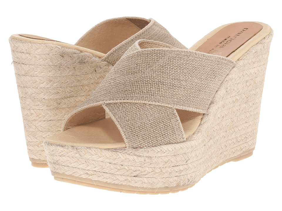 Patricia Green - Nora (Natural) Women's Slippers