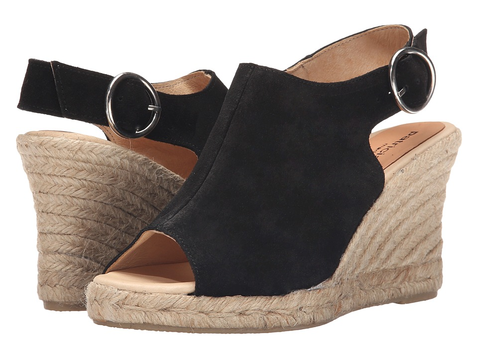 Patricia Green - Belle (Black) Women's Slippers