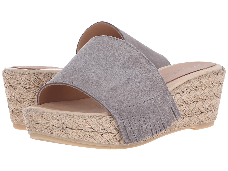Patricia Green - Dallas (Grey) Women's Slippers