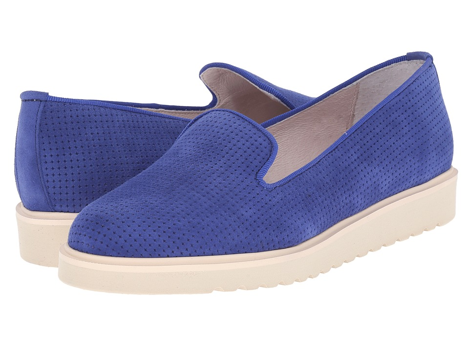 Patricia Green - City Style (Blue) Women's Slippers