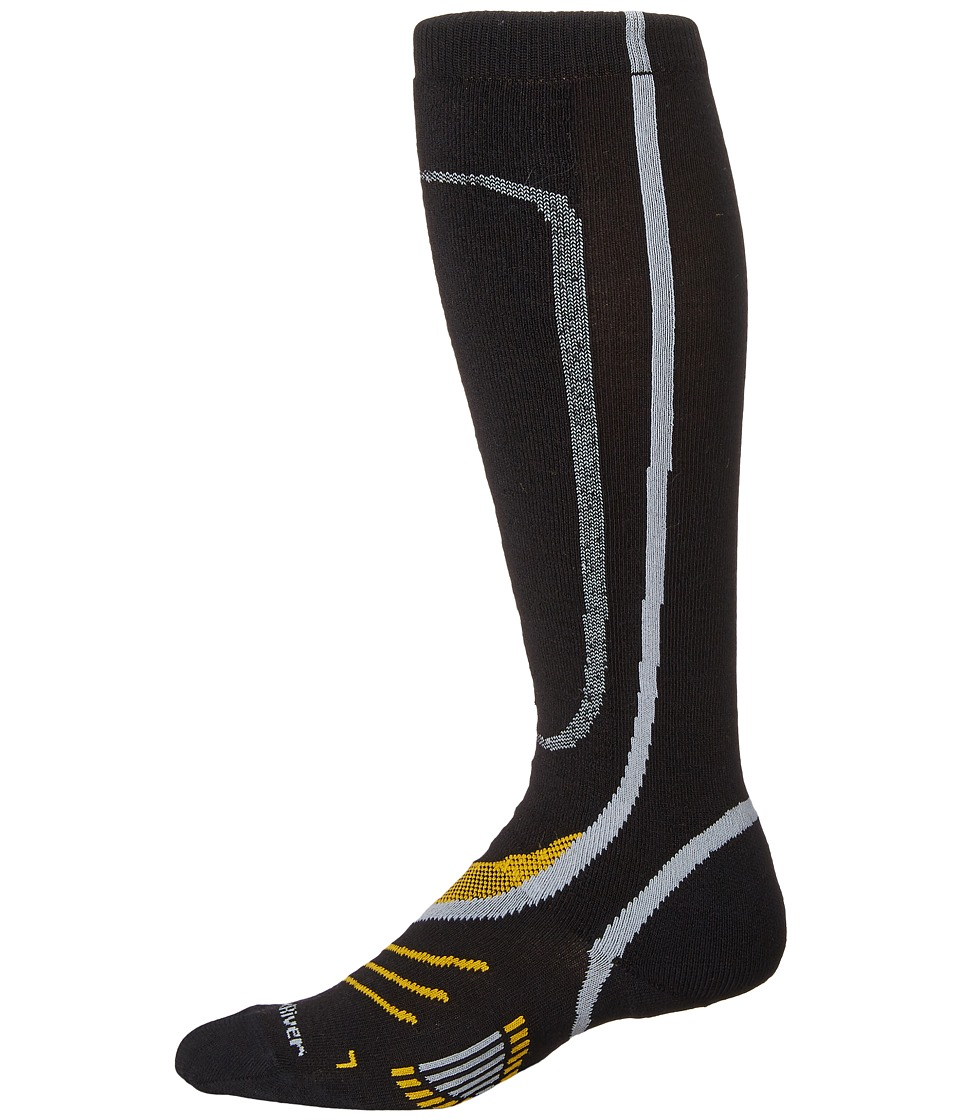 Fox River - Vvs Lw Pro (Black/Grey) Crew Cut Socks Shoes