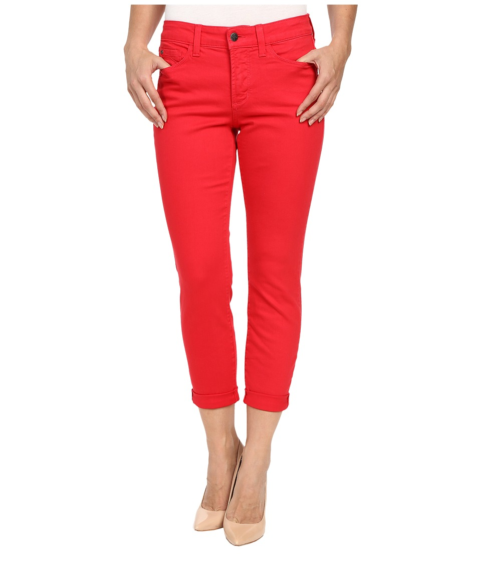 NYDJ - Rachel Rolled Cuff Ankle in Lollipop (Lollipop) Women's Jeans
