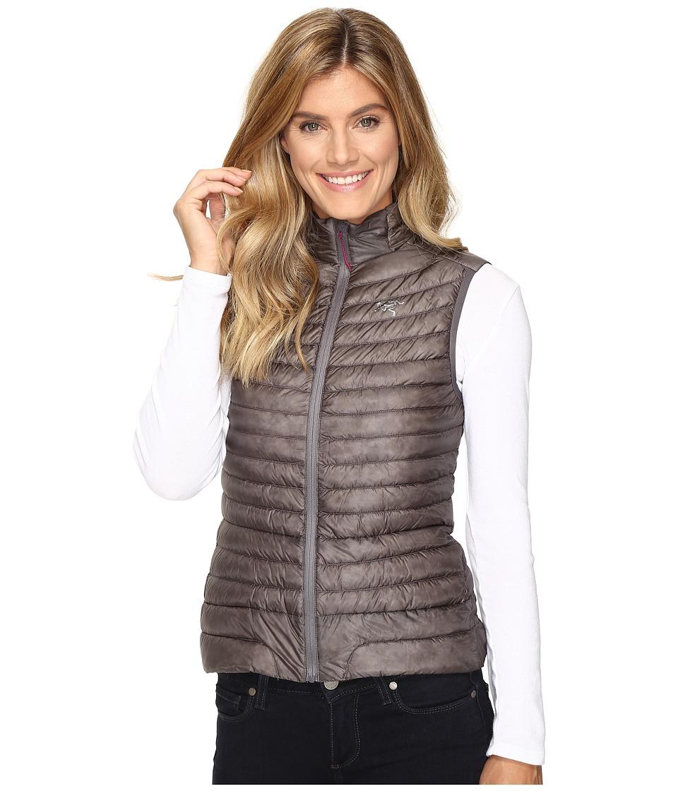 Arc'teryx - Cerium SL Vest (Brushed Nickel) Women's Vest