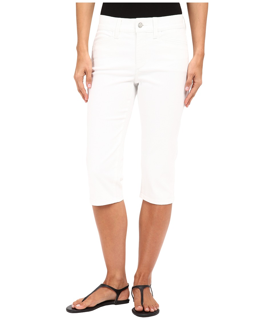 NYDJ - Kaelin Skimmer in Optic White (Optic White) Women's Jeans